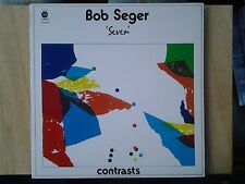 Disque vinyle lp Bob Seger. Seven