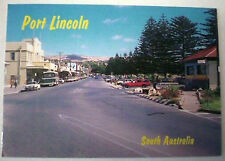 PORT LINCOLN, S.A. - TASMAN TERRACE 1980's   POSTCARD  Australia