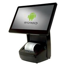 Hisense Hk716 Integrated Pos Touch Terminal - w/ 80mm Printer Msr - Android New