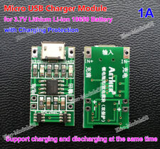 2in1 Charge Discharge Board Module DIY 1S 3.7V 18650 Lithium Battery Power Bank