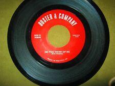 Buster & Company - Ohio Drivers / Do You Think Of Me - Rare Ohio Garage Musicol