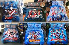 Ultraman Orb Zero 100% Cotton Sheet Duvet Cover Bedding Bed Sets Twin Queen King