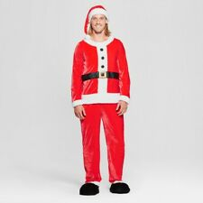 Adult Santa Suit Costume L - Wondershop, Red
