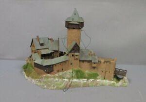 Kibri HO Scale Assembled Falkenstein Castle
