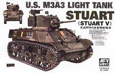 AFV Club 1/35 M3A3 Stuart Tank - AF35053