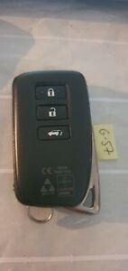 LEXUS SMART Key Fob BG1EW TOKAI RIKA 434mhz UNLOCKED READY FOR PROGRAMING  G-57
