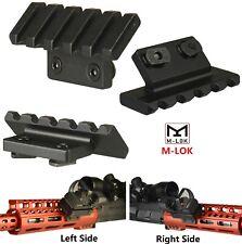5 Slots M-Lok 45 Degree Offset Accessories Mount