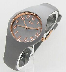 ✅ Damenuhr Ice Watch Glam Grau 015332 - S ✅