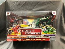 HASBRO Transformers Universe RID Ultimate Battle OPTIMUS PRIME/MEGATRON