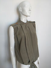 ACNE JEANS women's sleeveless top size M