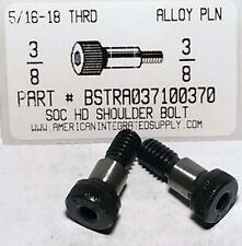 BRIGHTON 221031 1//4-20X5//16SHX .75 PART ALLOY BLOXD CAP HEX SHOULDER BOLT