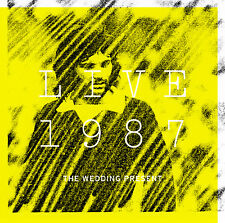 The Wedding Present - Live 1987 ( 2CD | New, sealed copy)