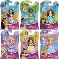 DISNEY PRINCESS LITTLE KINGDOM SNAP INS MULAN JASMINE SNOW ARIEL MERIDA ELSA