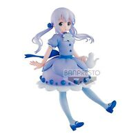 Is the Order a Rabbit?? Figure Chino Kafū Azzurra Originale Banpresto