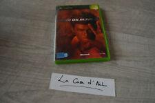 Dead or Alive 3 sur XBOX première génération - FR sans notice