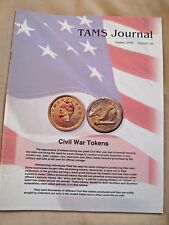 TAMS Journal Book - Aug. 2008  - Edgewater - Fort Lee Hillclimb Medal