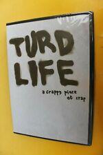 Turd Life Amateur Skateboarding Dvd With Jerry Hsu Chris Haslam Etc - New Sealed