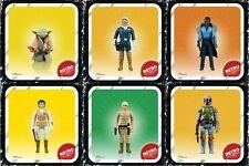 Star Wars Episode V Retro Collection (PRE-ORDER) Hasbro