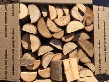 Almond Apple Oak or Cherry Wood Briquette - For Smoking and BBQing - 20Lbs