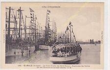 CPA 35400 SAINT MALO Grand Pardon des Terres Neuves Bénédiction des Navires