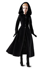 Twilight Saga Eclipse Jane Barbie Doll With Long Black Hooded Cloak