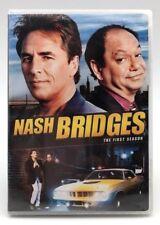 Nash Bridges The First Season - DVD - Brand New