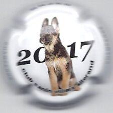 Capsule de champagne STRAUSS GEORGETON - Club Canin- N°2 Nouveauté Octobre 2017