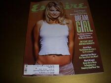 ESQUIRE Magazine, November, 1996, ALI LARTER Cover, POST-GAY MAN, ALEX BALDWIN!