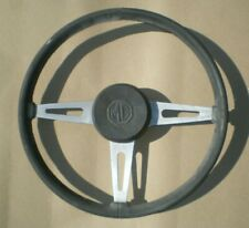 MG Midget Steering Wheel wi Center Horn Button  '73
