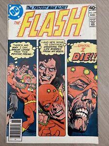 DC The Flash #279 Nov 79