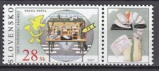 SLOVAKIA 2007**MNH SC# 533  Stamp Day 2007  with label
