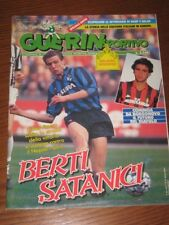 GUERIN SPORTIVO=N°8 1989=POSTER BERTI