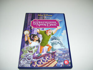Klokkenluider van de Notre Dame Walt Disney Classics