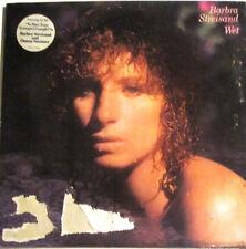 BARBRA STREISAND Wet LP Album 1979