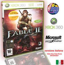 FABLE 2 GIOCO NUOVO PER MICROSOFT XBOX 360 EDIZIONE ITALIANA PAL