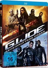 G.I.JOE, Geheimauftrag Cobra (Sienna Miller) Blu-ray Disc, Steelbook NEU+OVP