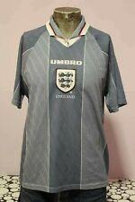 Calcio Retro Vintage Inghilterra World Cup Away Maglia England Mondiali 1994