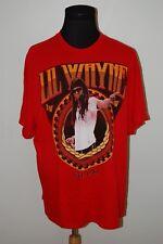Vintage 90s Lil Wayne Ymcmb Tour Band Concert Hip Hop Rap T Shirt Cash Money
