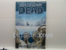 The Walking Dead Volume 2 Miles Behind Us Images Comics Book GN Graphic Novel