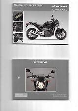 Manual del propietario HONDA NC700S/SA/SD  2011/2012  ENVIO GRATIS EN EL  MUNDO