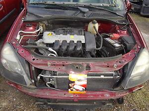 """Renault Clio MK2 2001-2006 1.2 16 valve Engine """"D4F"""""""