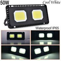 50W Mini LED SMD Flood Light Cool White Outdoor Garden Landscape Spot Lamp HOT
