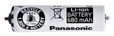 Panasonic batteria Li-Ion 680mAh rasoio ES-LV61 ES-LV65 ES-LV95 ES-LV9N