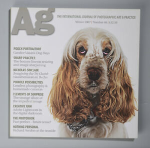 Ag Magazine. Volumes 46,47,48 and 49. Published 2007. 4x items.