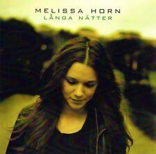 CD Melissa Horn, Långa langa nätter, schwedisch, 2008