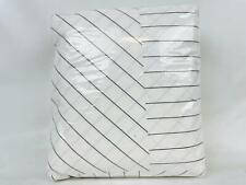 Lacoste Home Guethary 3 Pc King Duvet Cover Set White $335