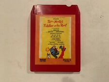Fiddler On The Roof - Broadway Play - Q8 QUAD Eight 8 Track Tape - Quadraphonic