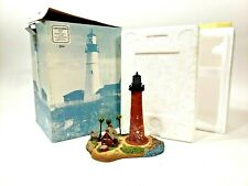 1998 Harbour Lights Cape Florida Lighthouse # 209 Retired #8500/10000 Detailed