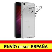 Funda Silicona XIAOMI REDMI NOTE 5A PRIME Carcasa Transparente ¡España! a3164