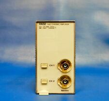 Tektronix 11a32 Amplifier Plug In 2ch Untested